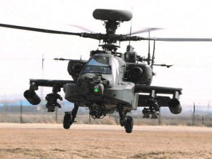 Apache Copter